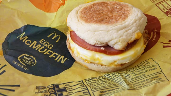 Are McDonald's eggs real? Fast food giant cracks mystery