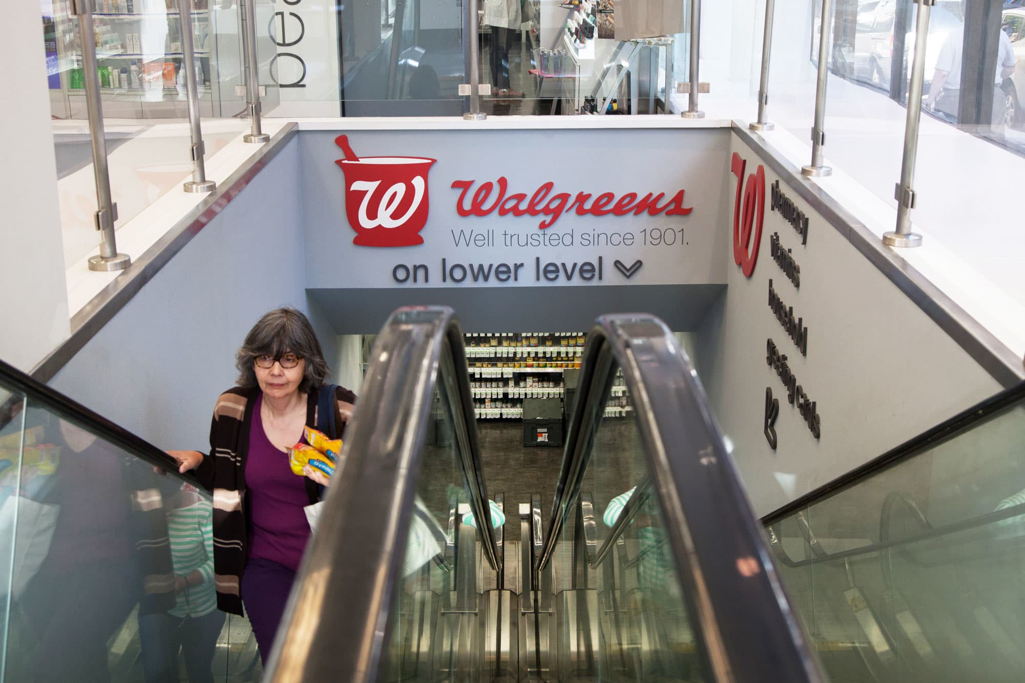 Stocks making the biggest moves midday: Walgreens, BlackBerry, Applied Materials & more