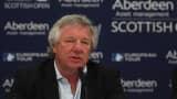 Martin Gilbert, Chief Executive of Aberdeen Asset Management.