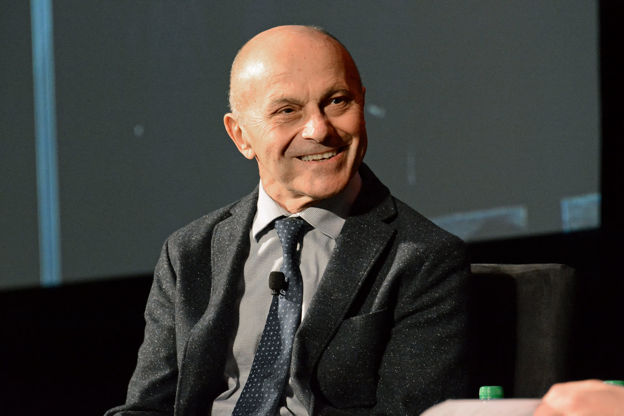 Eugene Fama appears at the Morningstar ETF Conference in Chicago, Sept. 18, 2014.
