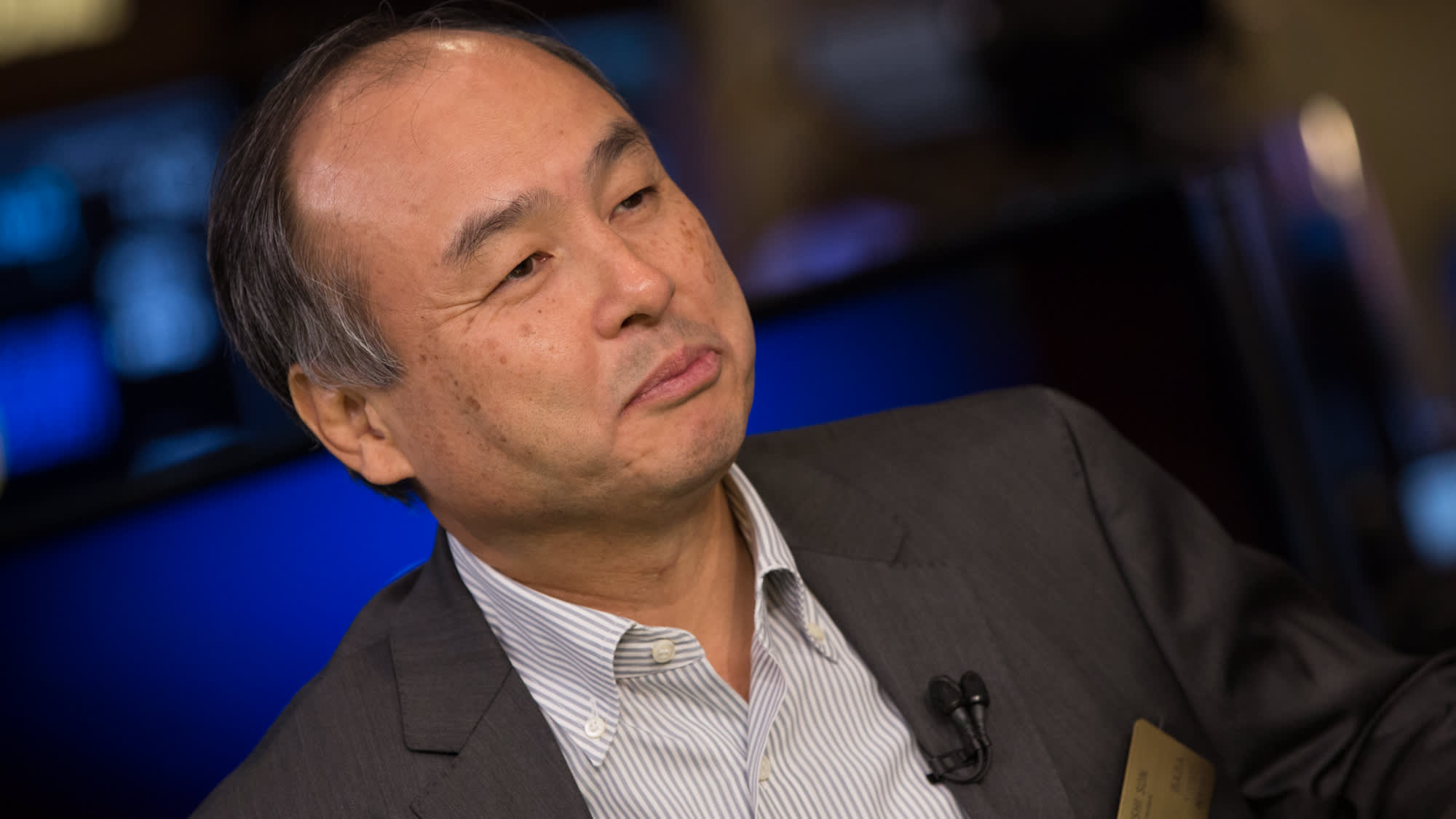 SoftBank Vision Fund makes its first-ever investment in an energy company