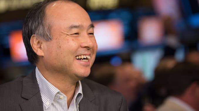 SoftBank unveils stock split, rakes in higher profit on tech