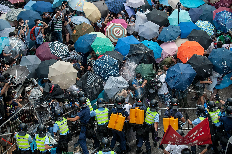Hong Kong protests explained