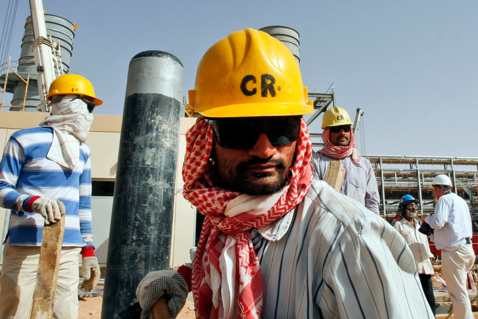 Saudi statement sparks concern the kingdom will weaponize oil