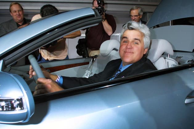 Jay Leno car show on CNBC: Leno's new show 'not necessarily for car