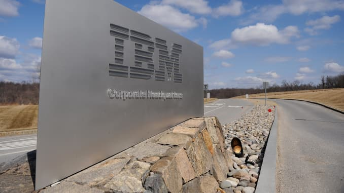 Why does this keep happening to IBM?