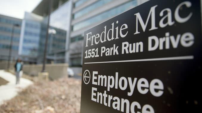 GP: Freddie Mac headquarters sign