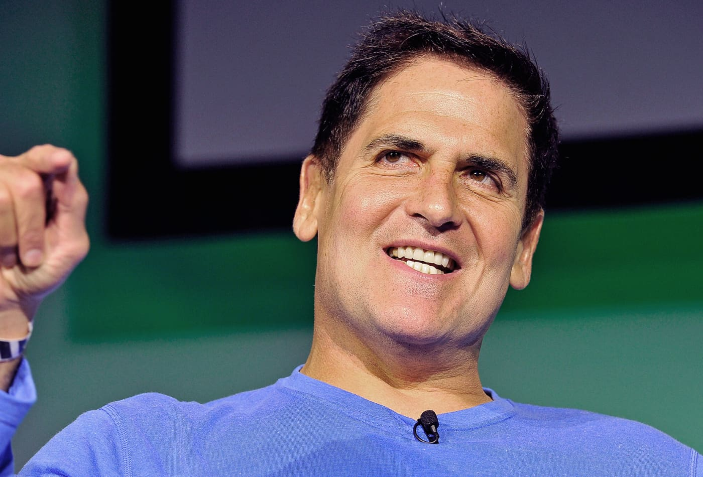 3 times Mark Cuban failed before becoming a billionaire: 'You only gotta be right once'