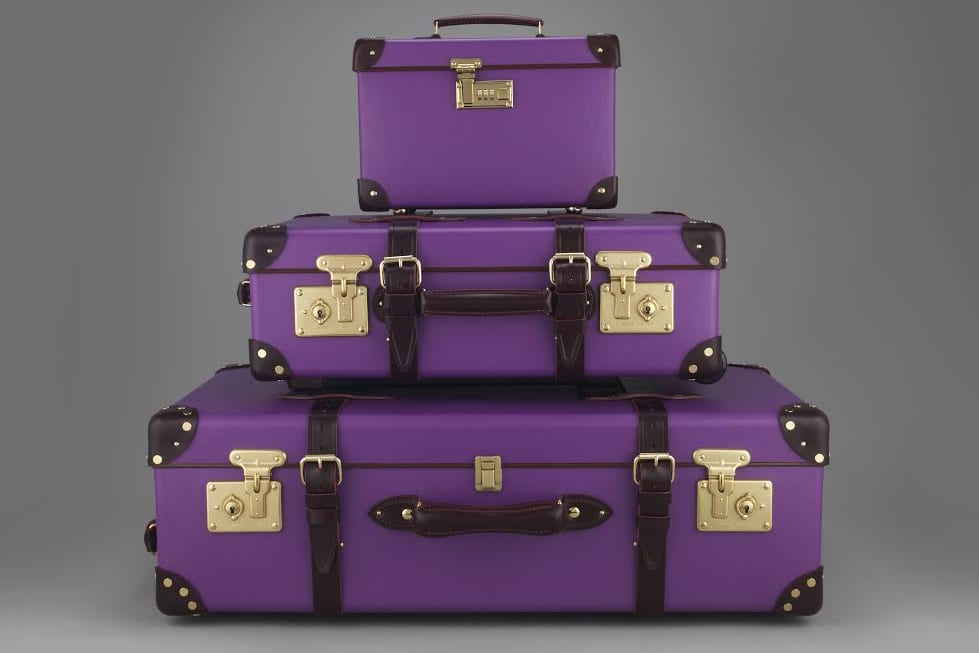 45ca4f3a5 New luggage styles: Bulletproof, foot massagers and more