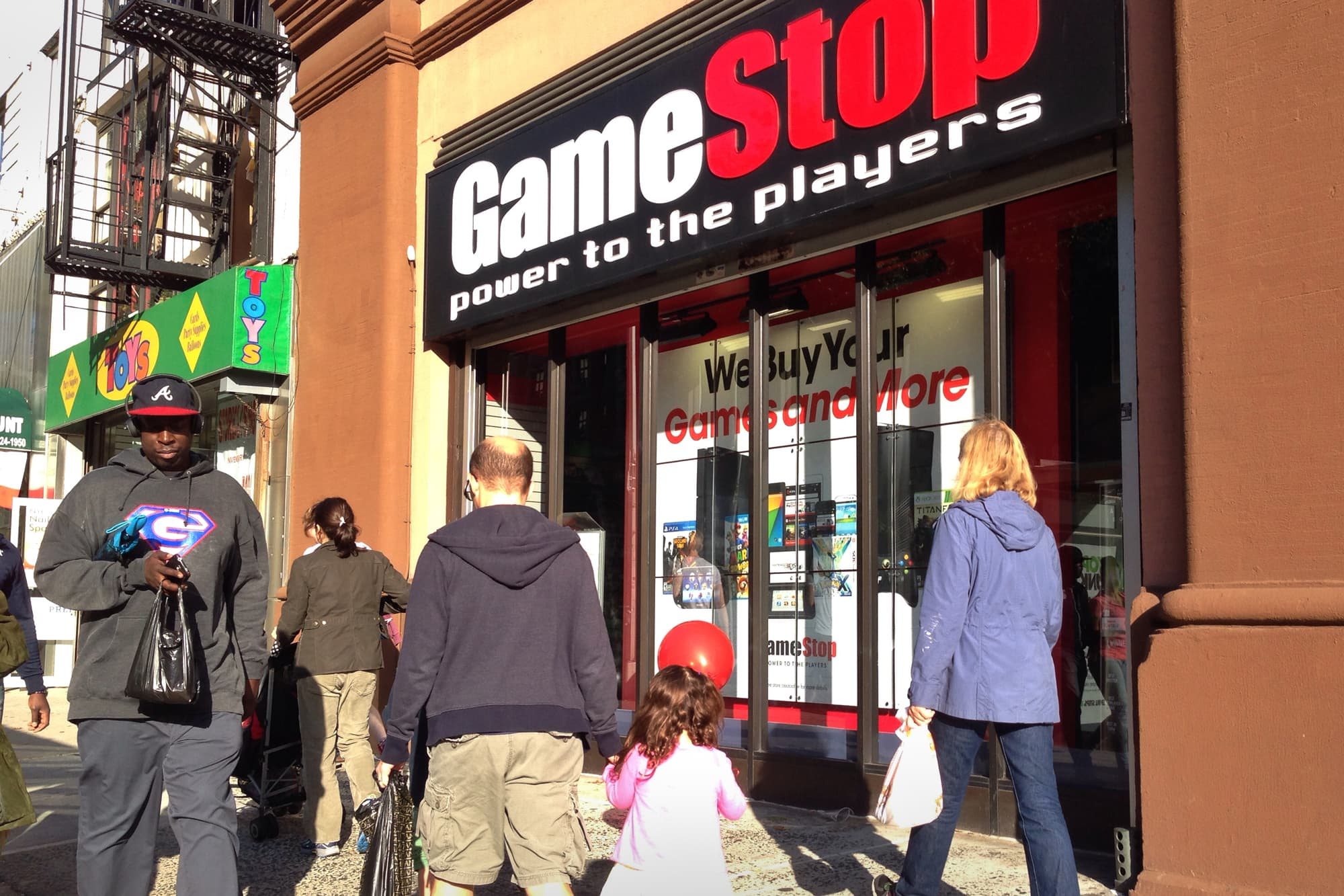 GameStop doubling down on its investment in surging ...