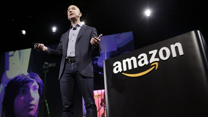 Jeff Bezos says using this phrase can make teams twice as