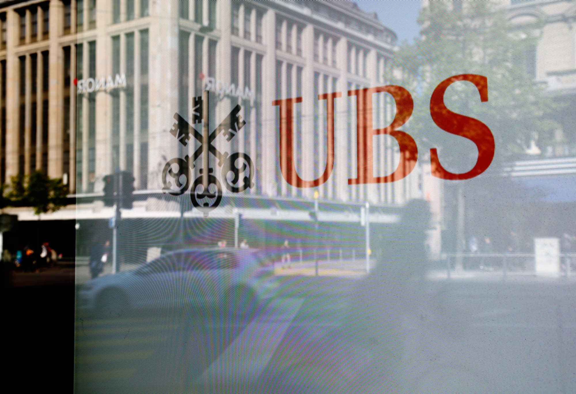 UBS reports 63% jump in net profit as wealth management division soars