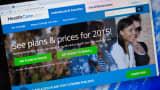 HealthCare.gov website seen on Nov. 12, 2014.