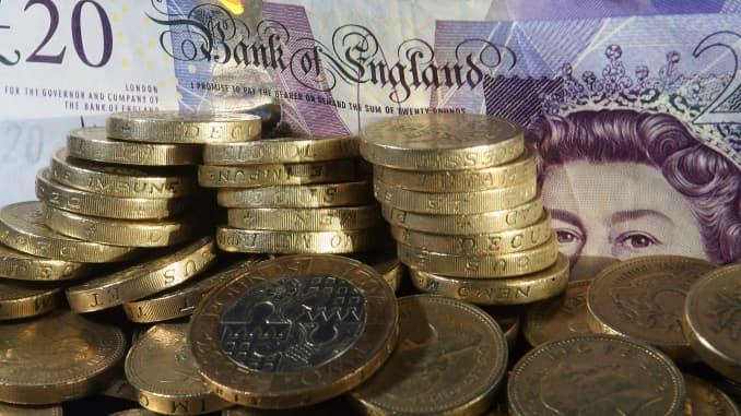 Reusable - Pound notes