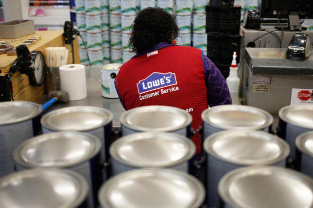 Lowe's bans paint strippers after protest campaign
