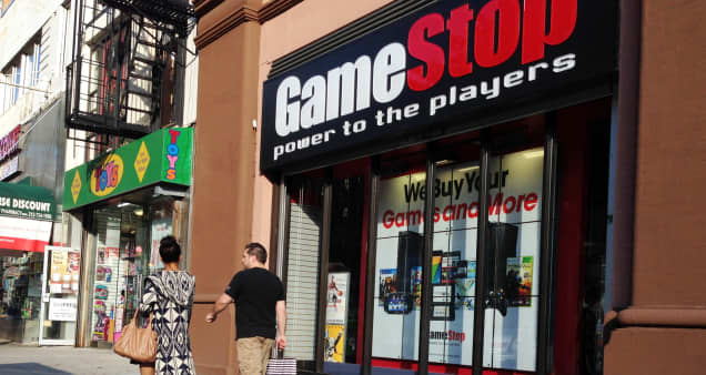 GameStop and AMC are dropping in overnight trading after explosive rally