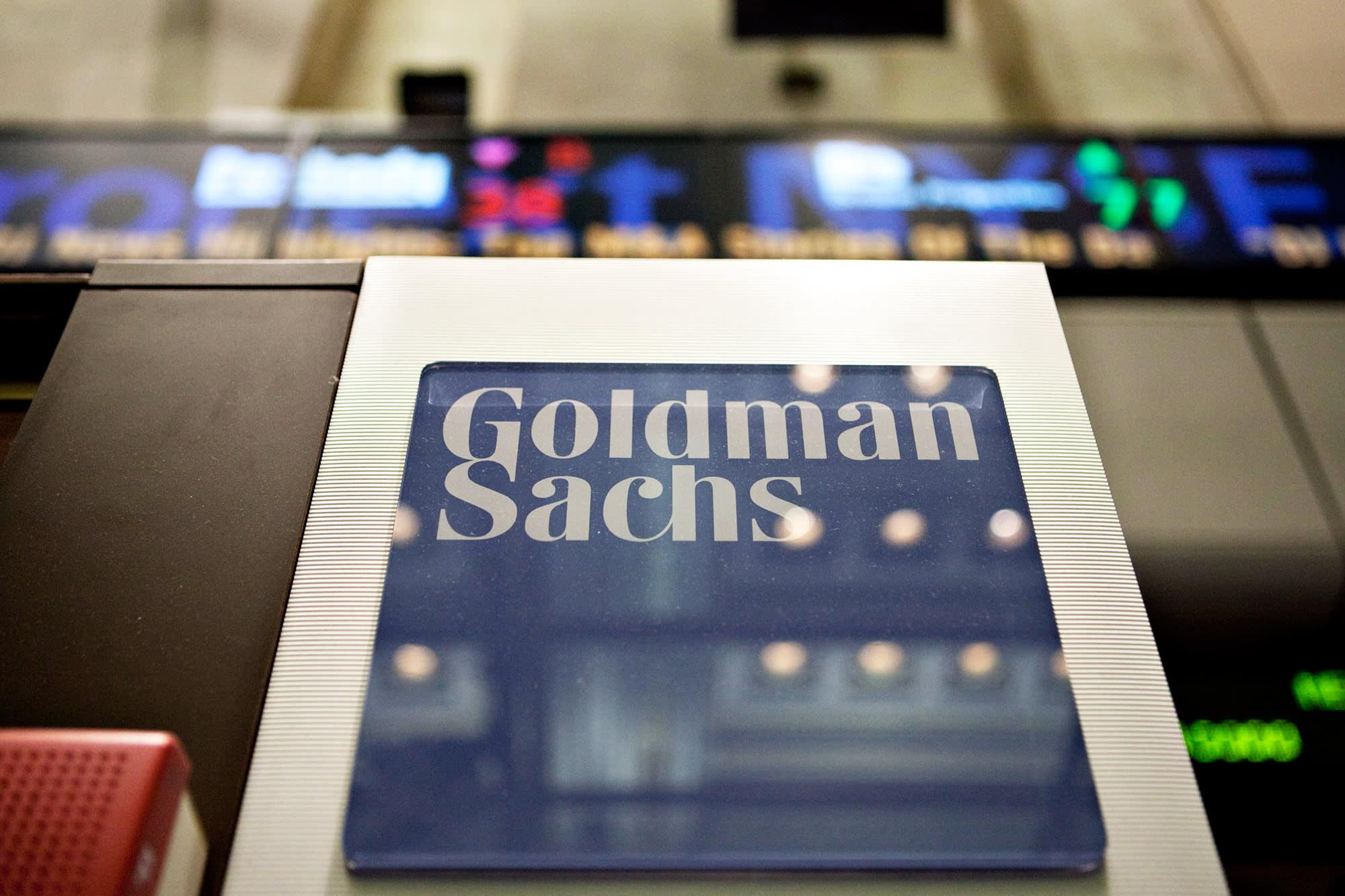 prekyba bitcoin goldman sachs