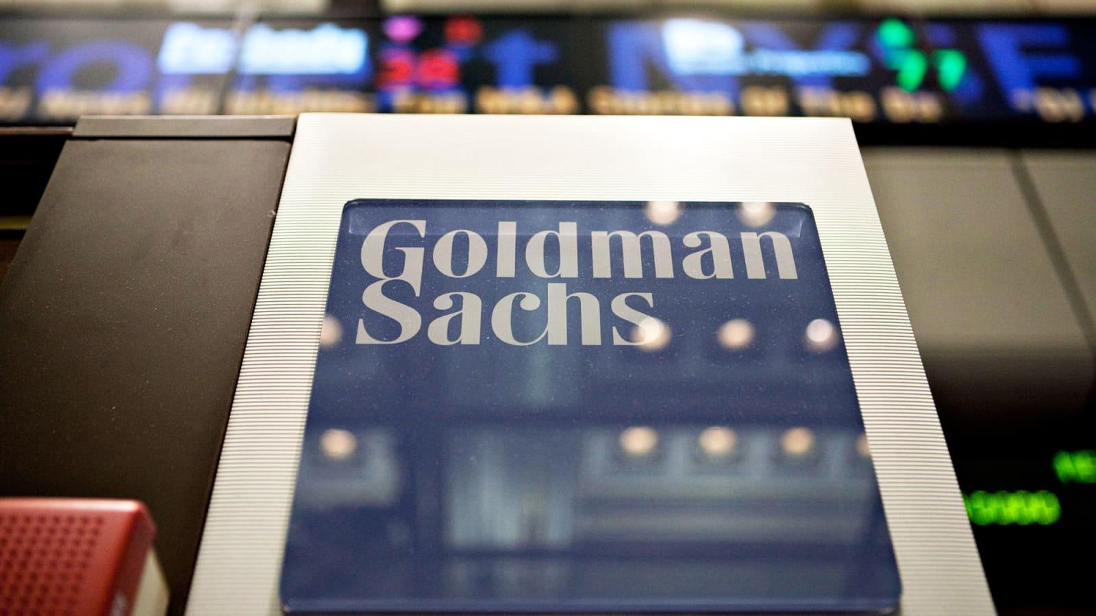 goldman sachs bitcoin prekybos stalas