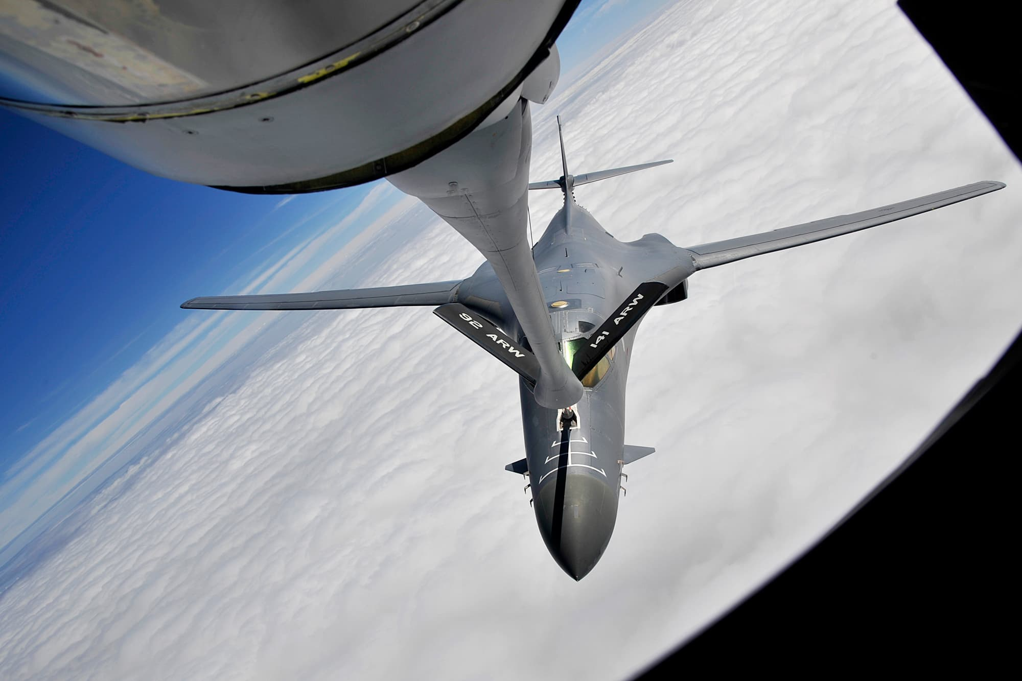 US Air Force completes jet fuel conversion; impacts entire