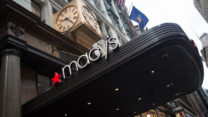 Here are the stores Macy's is closing next