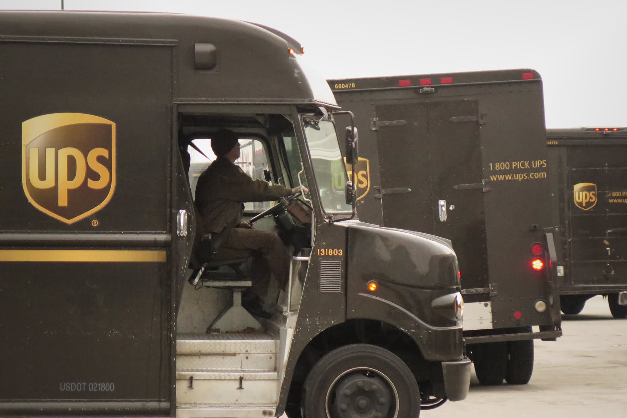 Ups Posts Earnings Of 1 35 A Share Vs 1 26 Expected