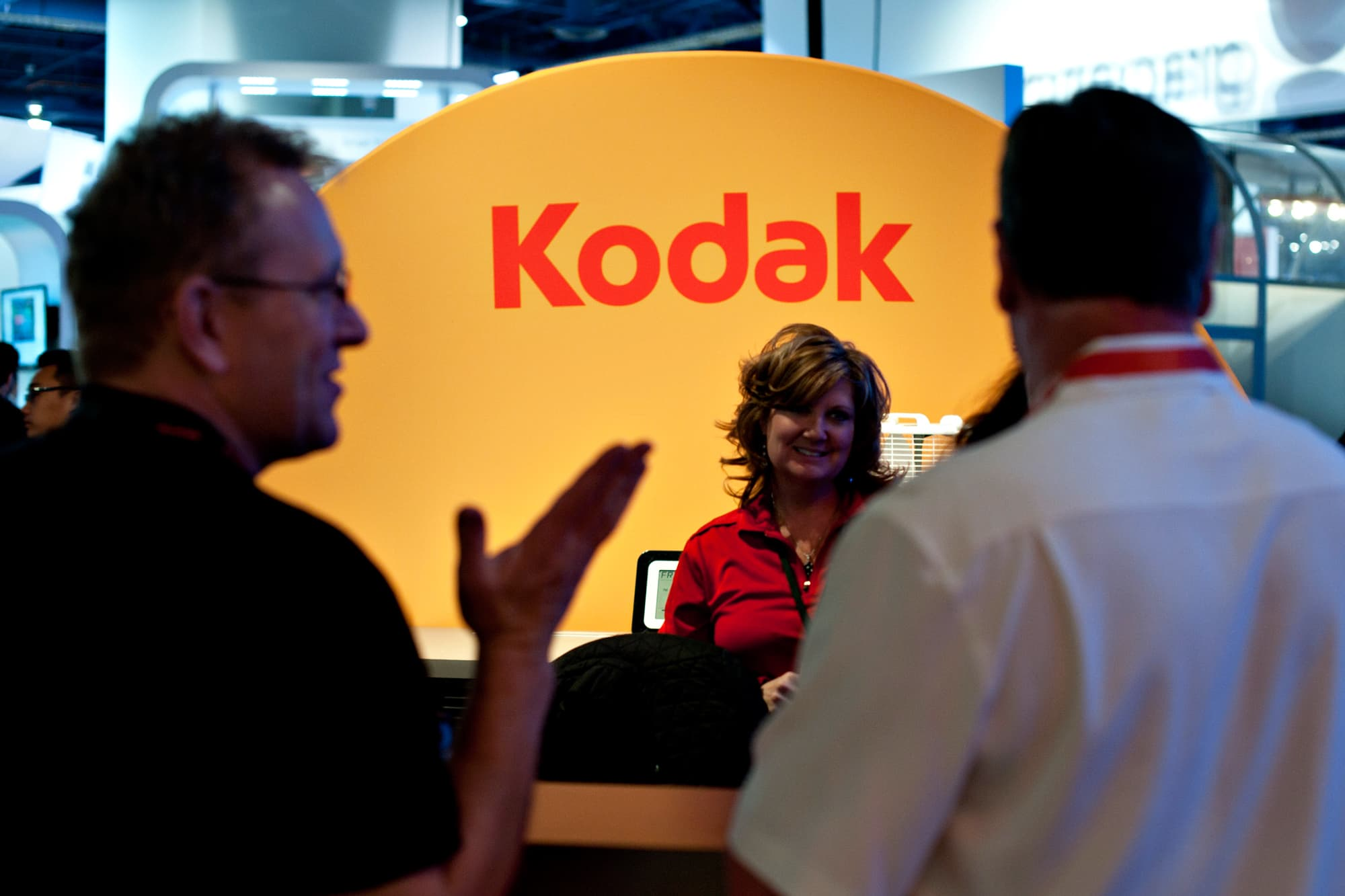 Kodak shares soar, halted repeatedly on Trump deal to make drug ingredients