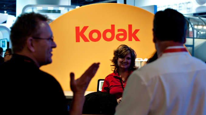 Kodak Pharma Deal Held Up Over Reported Questions About Stock Move
