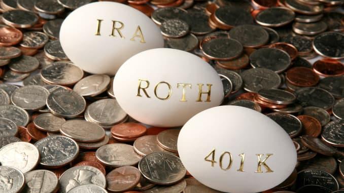 Premium: 401 (k) 401k IRA Roth