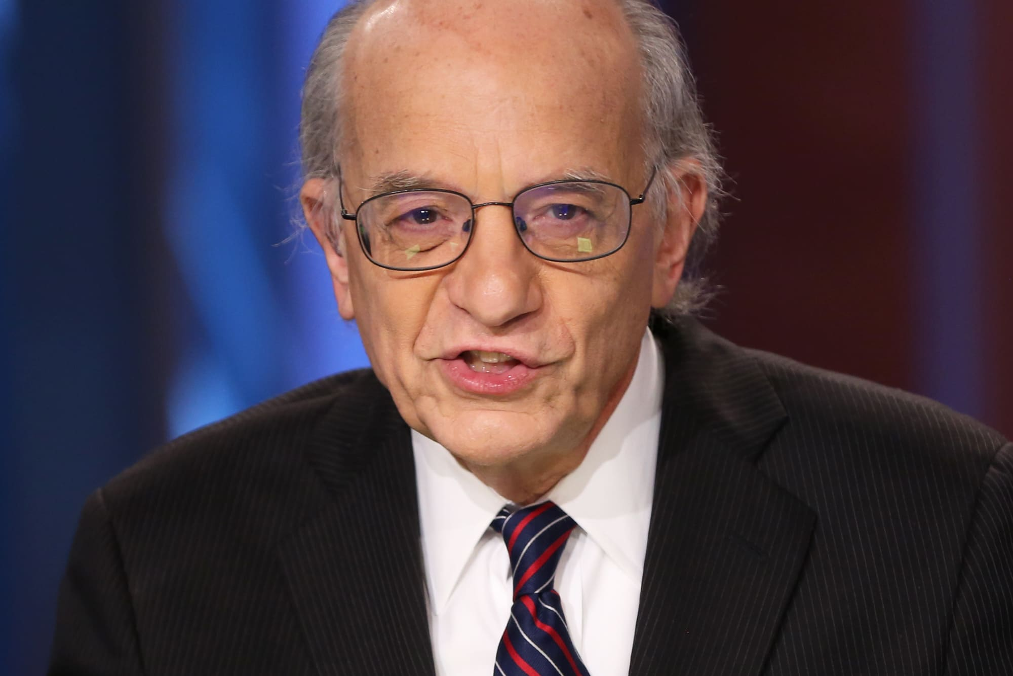 Jeremy Siegel is bullish on big tech stocks,...