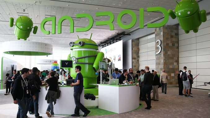 Reusable: Android Google developers conference
