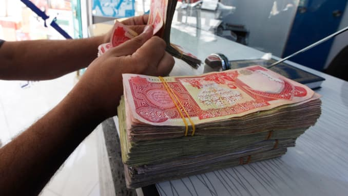 Inside a $24 million investment scam: Buy the Iraqi dinar