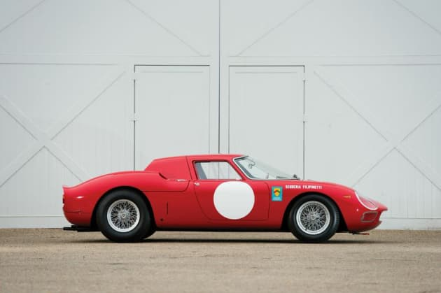 Classic Cars Hit New Highs At Auction