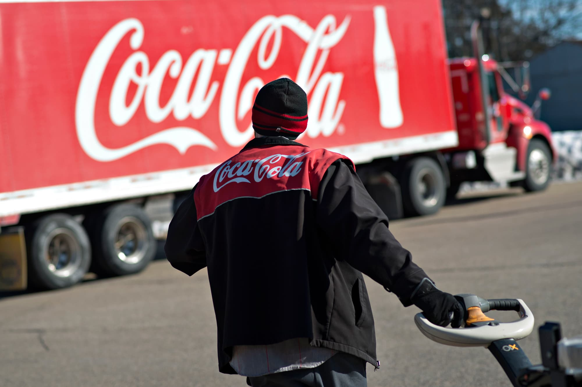 Coca-Cola says strong sales of Coke Zero Sugar are driving revenue growth