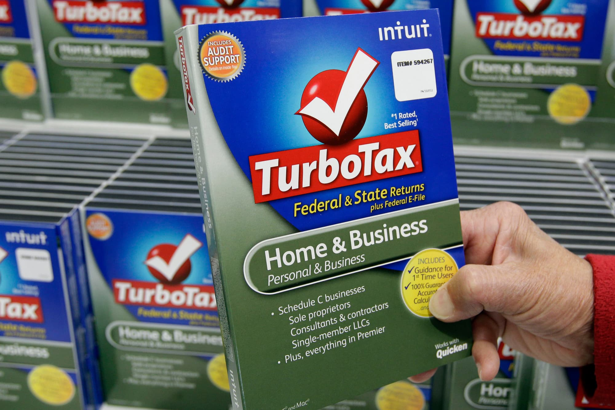 Costco Turbotax Home And Business 2020.Citing Fraud Concerns Minn Won T Accept Turbotax Returns