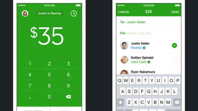 how to send bitcoin from coinbase to cash app