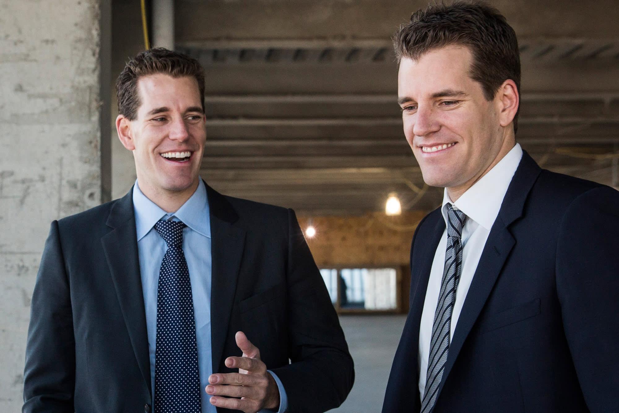 Winklevoss twins buy bitcoins esports betting tips