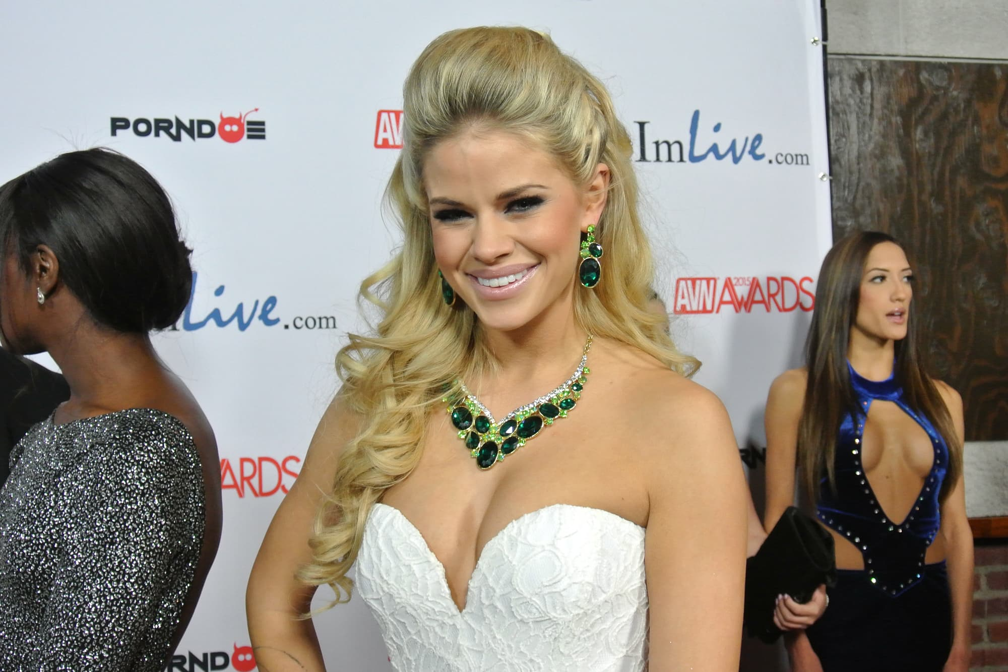 Jessa Rhodes at the Adult Entertainment Expo