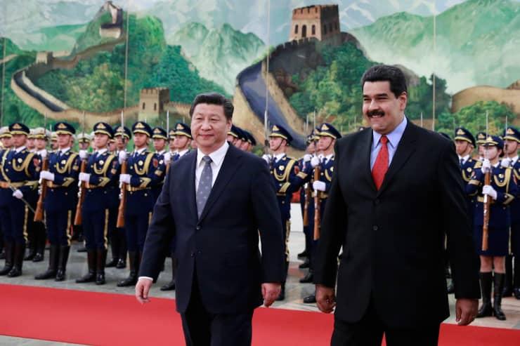 GS: Nicolas Maduro, Venezuela and Xi Jinping, China 150129