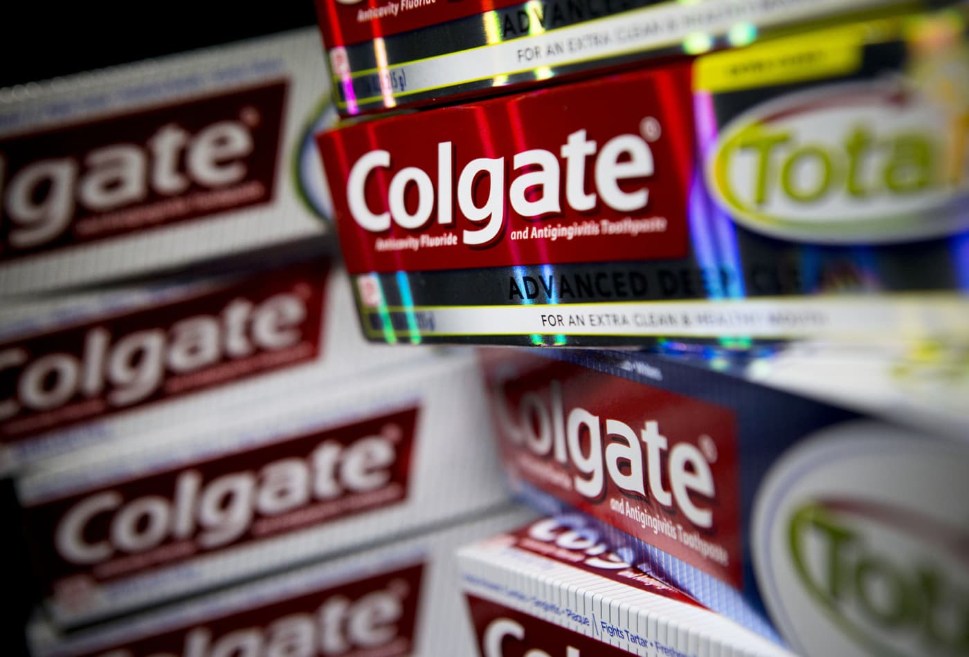 Analysts upgrade Colgate-Palmolive, saying it has room to run after Friday's big jump