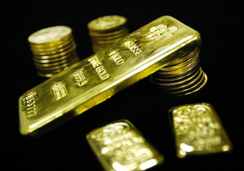 Reusable Gold Bars