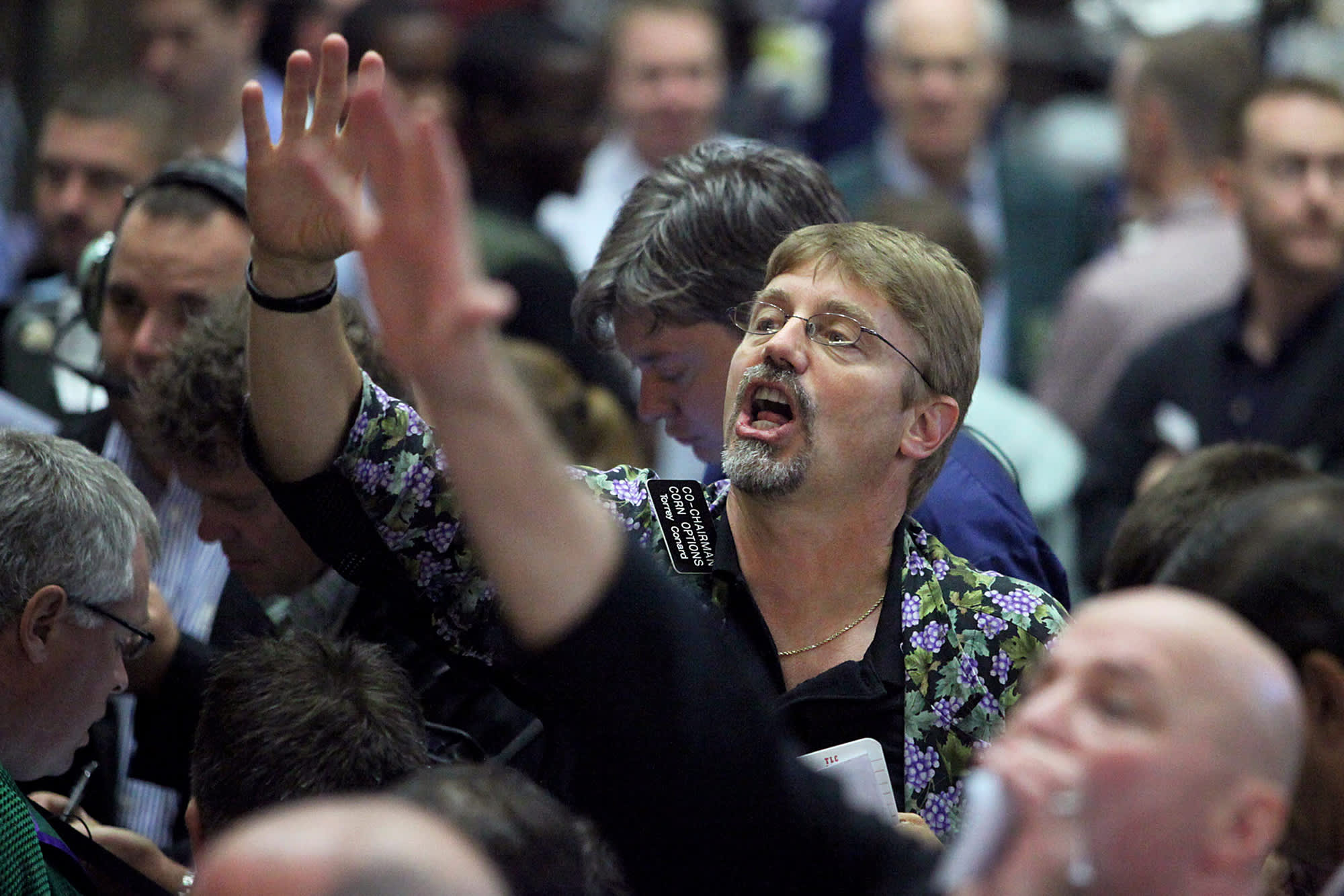 Why The Cme Shutting Down Floor Trading Matters