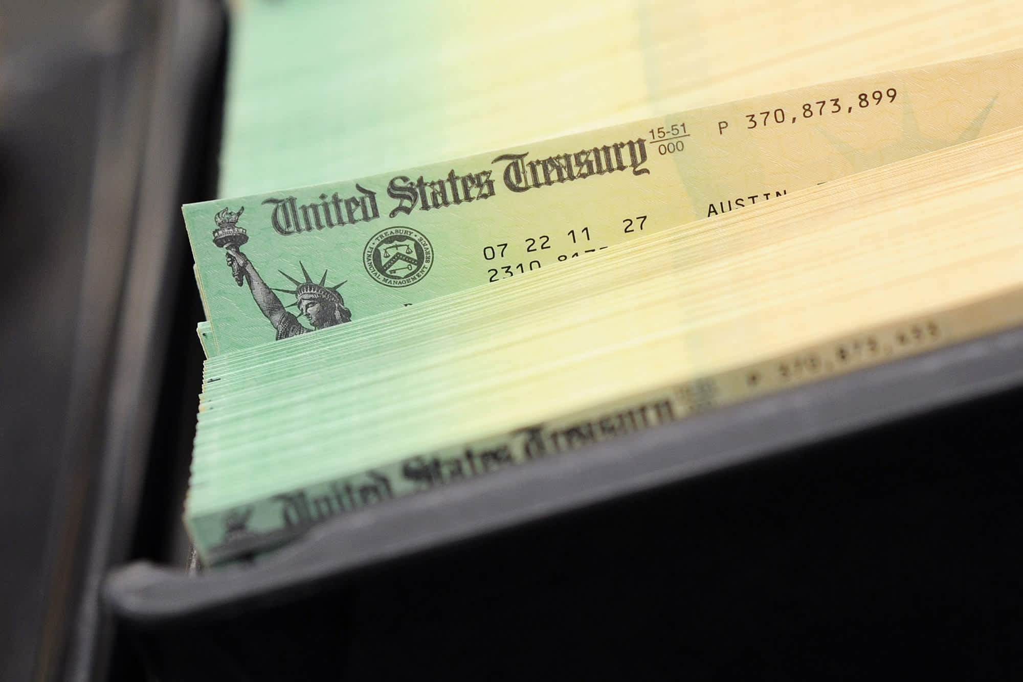 White House promises tax refunds despite shutdown, but who