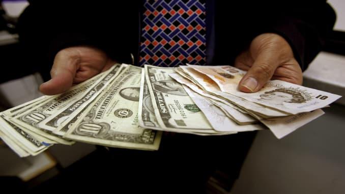 Reusable Dollar Money