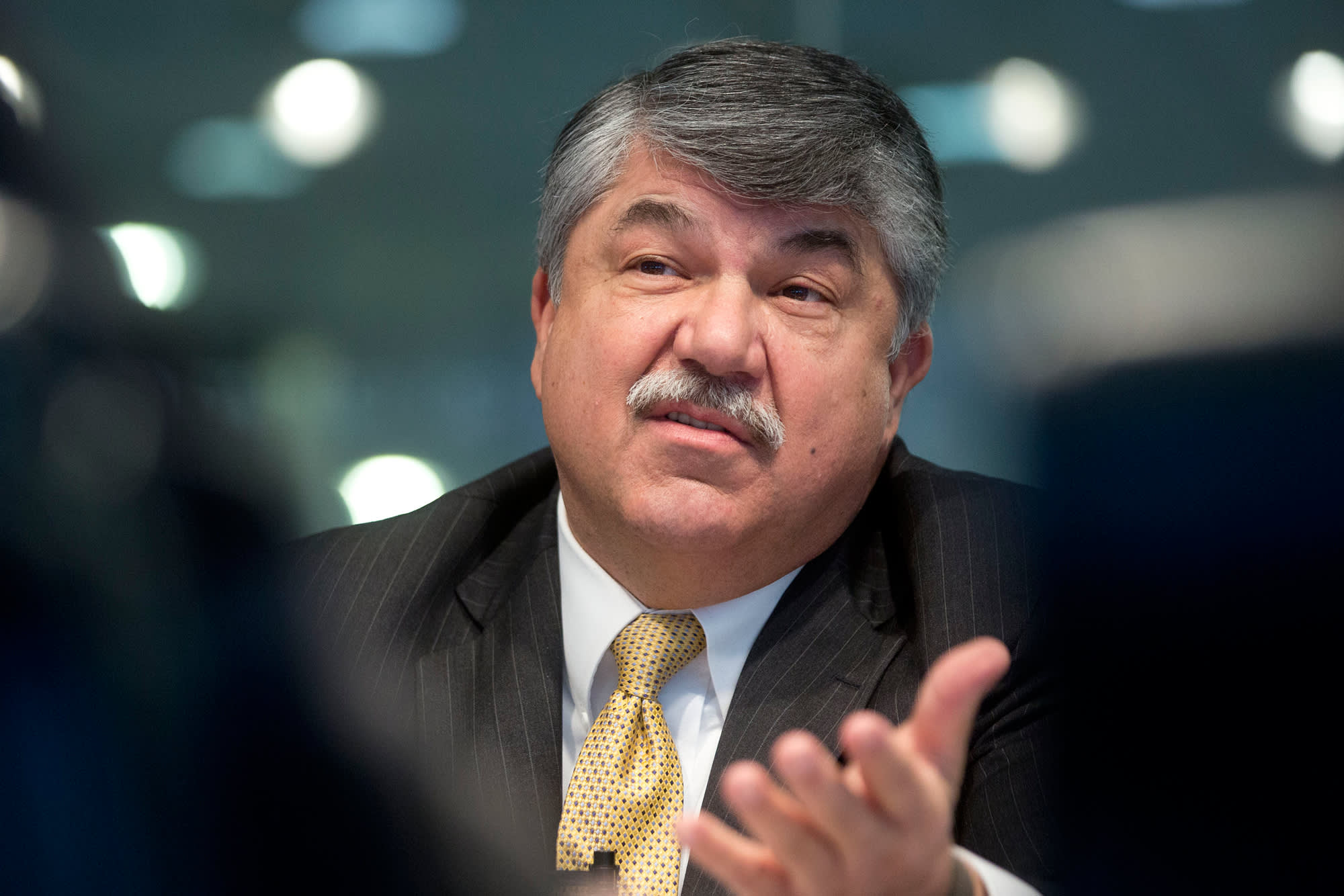 Plans to reopen US economy must 'talk about worker safety,' says AFL-CIO president
