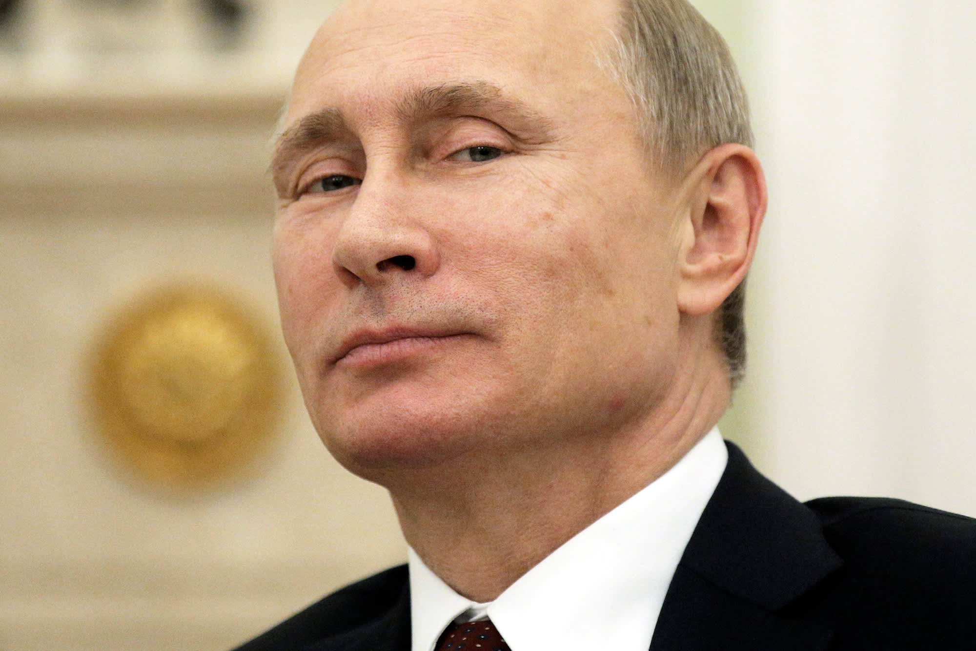 The 5 Best Vladimir Putin Quotes From Direct Line Event