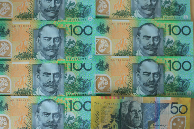 Reusable Australian Dollar AUD a 150223