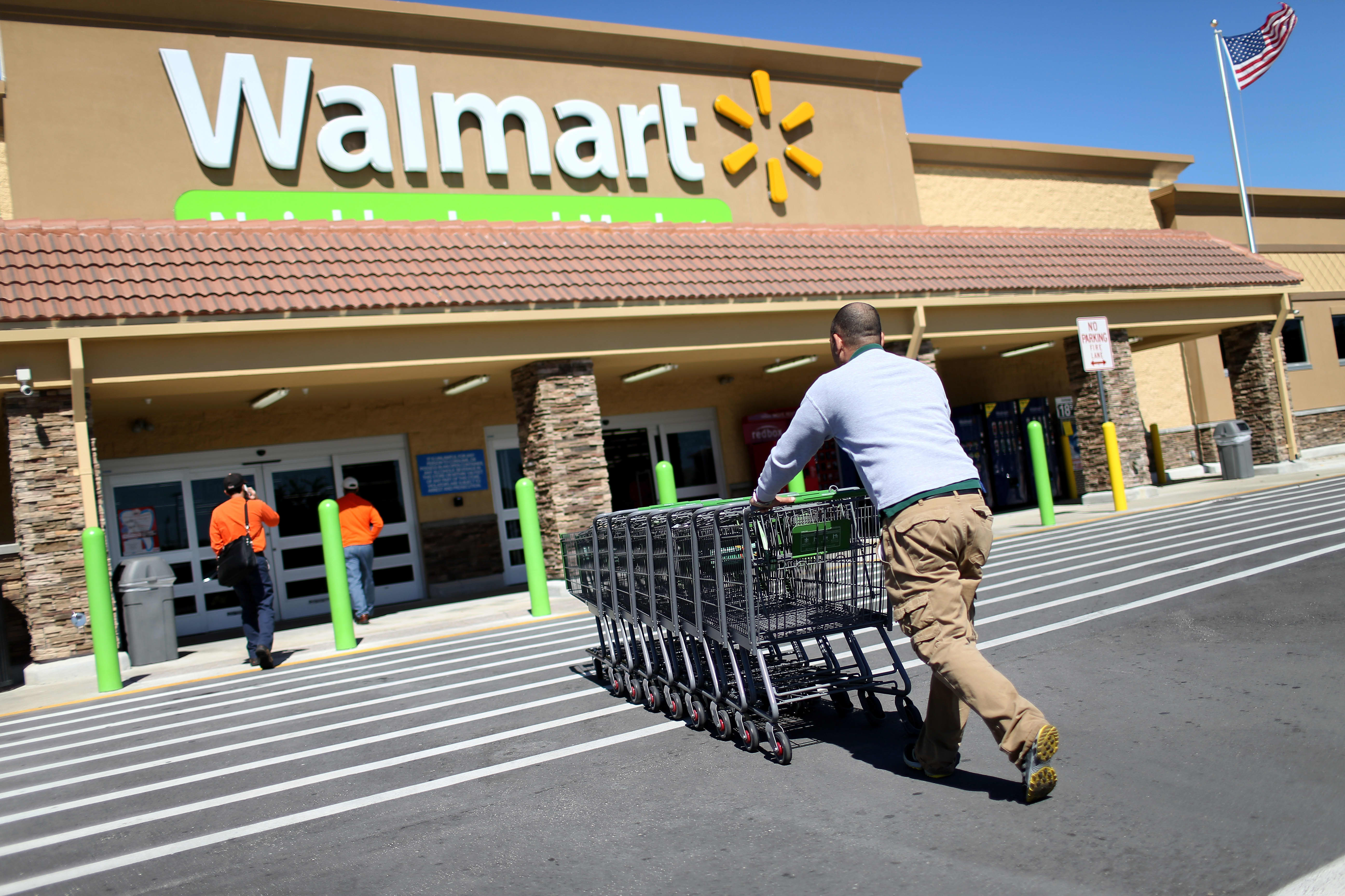 Walmart to test self-driving delivery from warehouse to warehouse