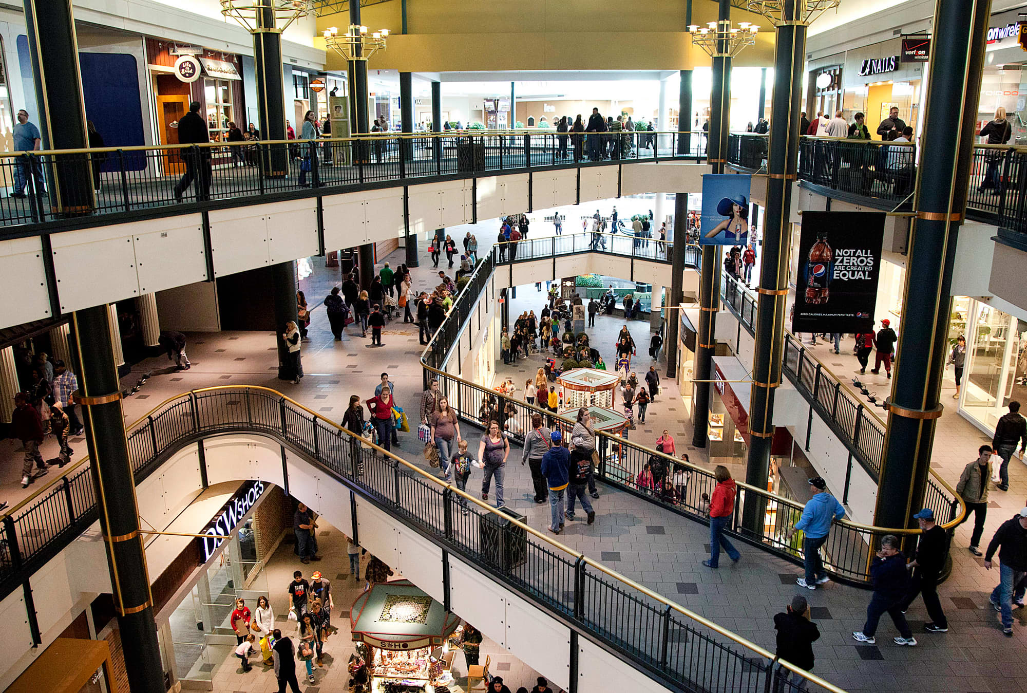 The Mall of America hasn't paid its mortgage in two months