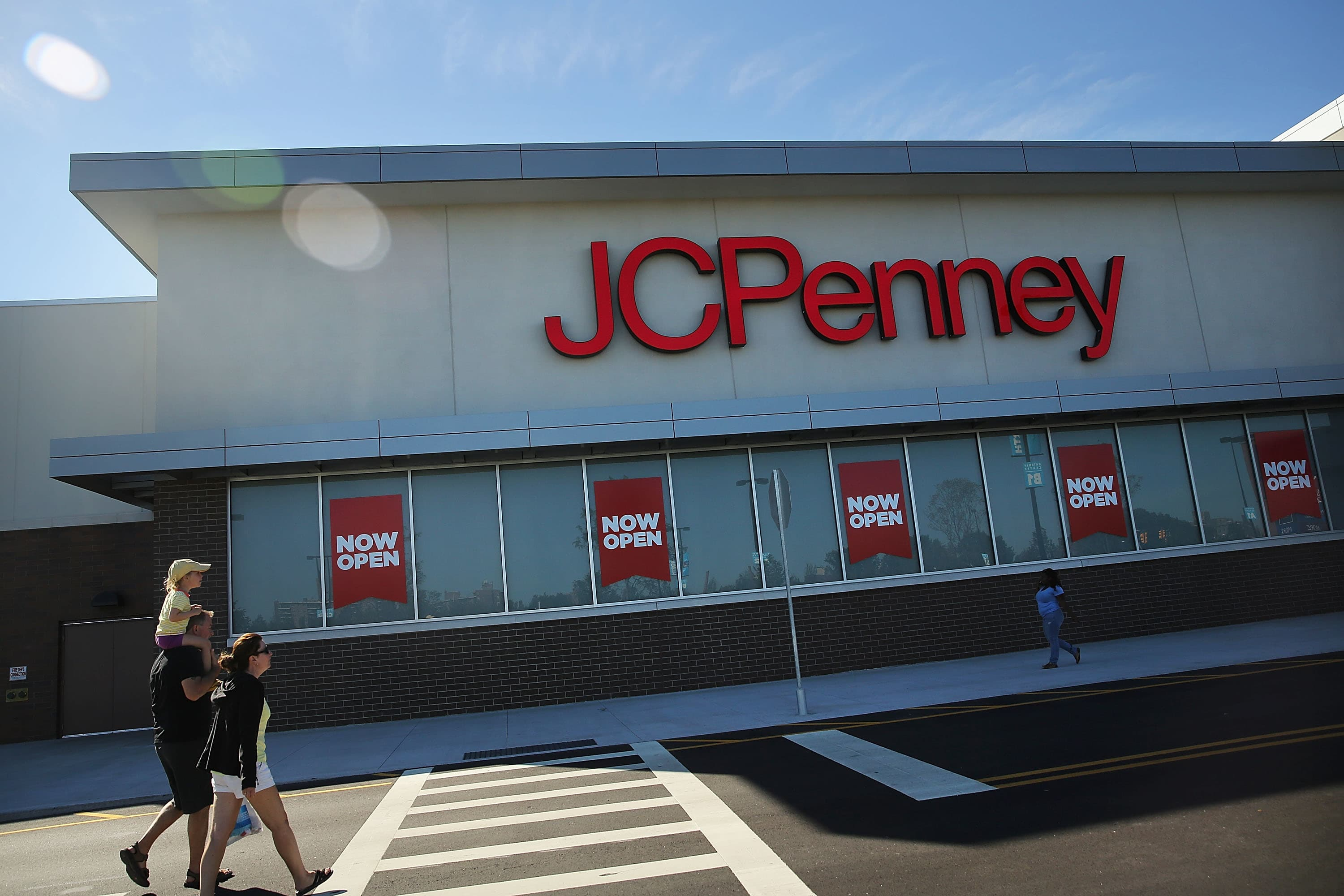 As JC Penney goes bankrupt, some question if it should emerge