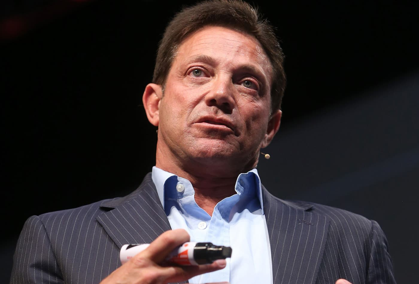 Wolf of Wall Street' Jordan Belfort: 'Get out' of bitcoin